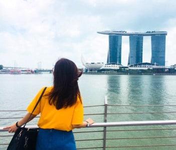 Singapore through my eyes