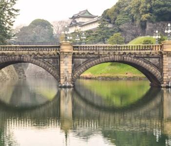 Eye Glasses Bridge , Imperial Palace