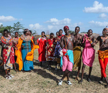 Samburu Peoples, Kenya