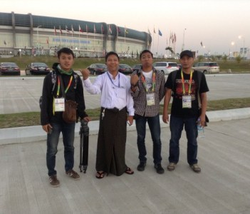 At 27th SEA Games