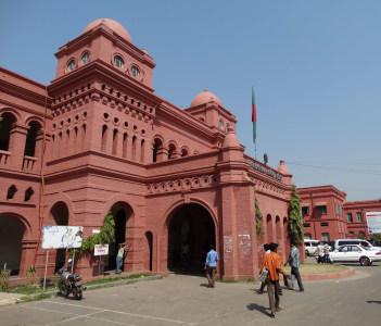Colonial-Era Court Building