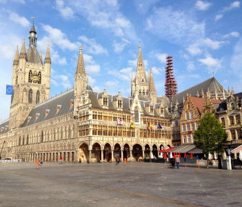 Ypres Grote Market