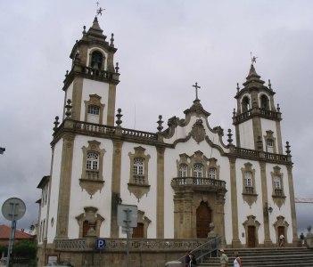 Church in Viseu