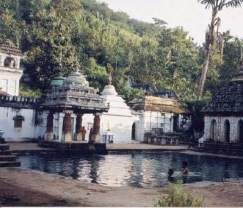 Ritual Bathing Pool