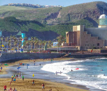 Surf City Las Palmas