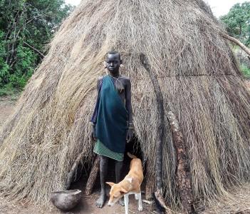 Surma village