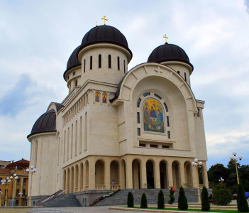 Arad Orthodox Cathedral