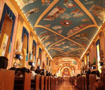 Nuestra Señora de los Angeles Parish Church