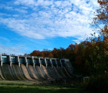 Altmar Dam New York USA