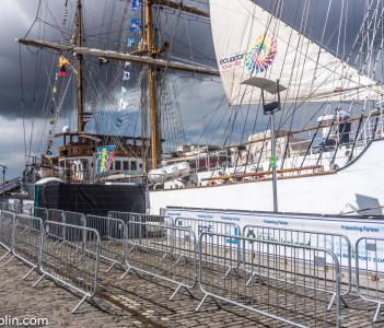 The Guayas Sail Training Ship