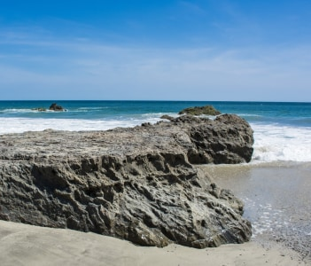 Oaxaca beach, Salina Cruz, Mexico