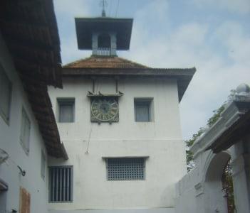 Jewish Synagogue.