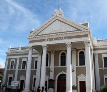 City Hall, Kimberley, South Africa