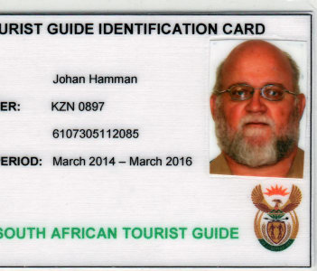 My current licence