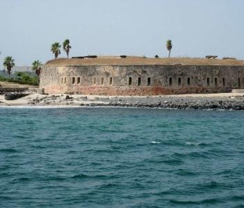 Goree Island Dakar