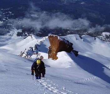 Casaval Ridge, Mt. Shasta, California