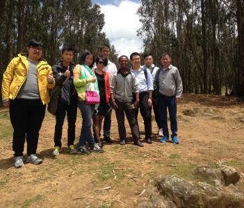 Entoto Mountain Addis Ababa