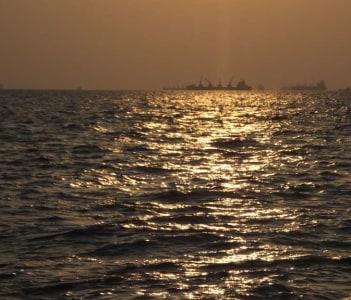 Sunsets Potenga Chittagong