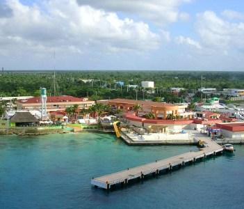 Cozumel - International Pier