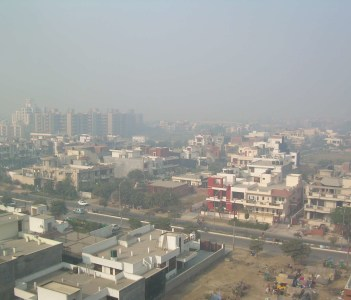 Sprawling suburb of Noida