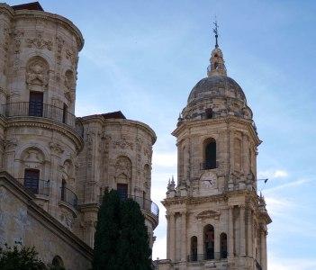 Malaga Old City