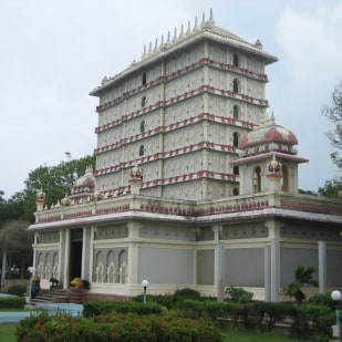POOMPUHAR - ANCIENT PORT CITY IN SOUTH INDIA