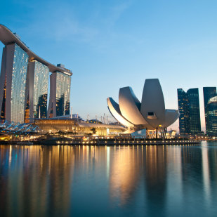 12 Attractions to visit in Marina Bay, Singapore