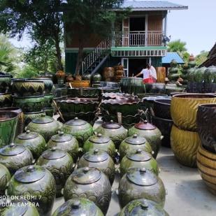 Burmese Pot Making Villages
