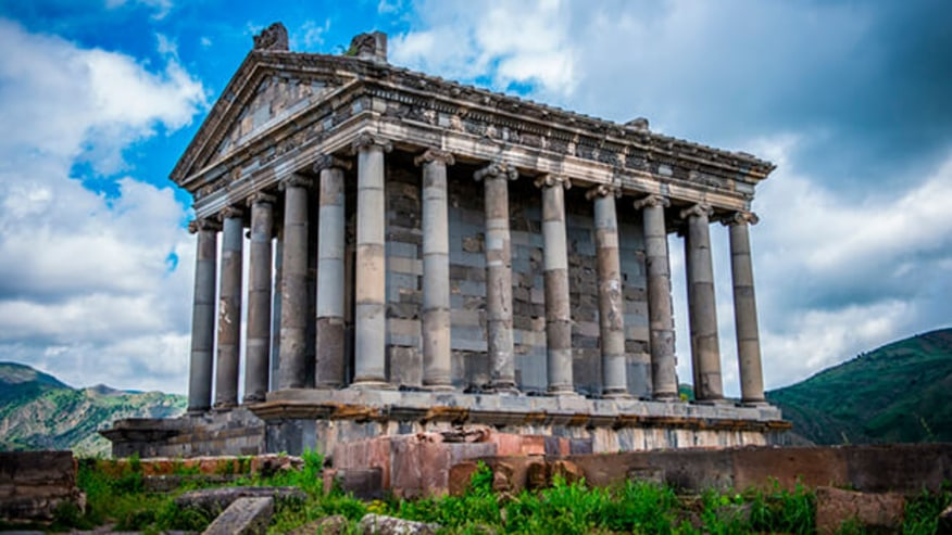 Peripteros Temple