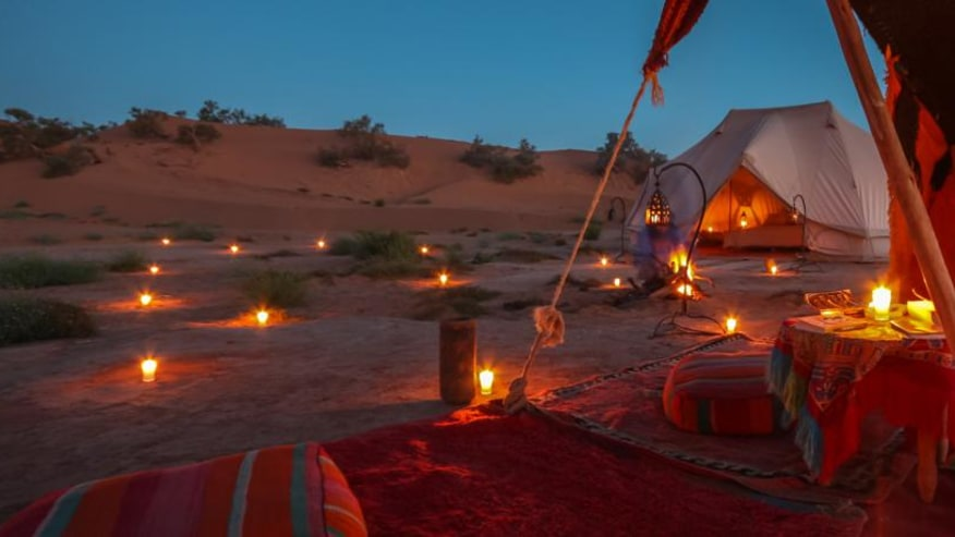 Have a quick introduction to Desert, Kasbahs and Villages