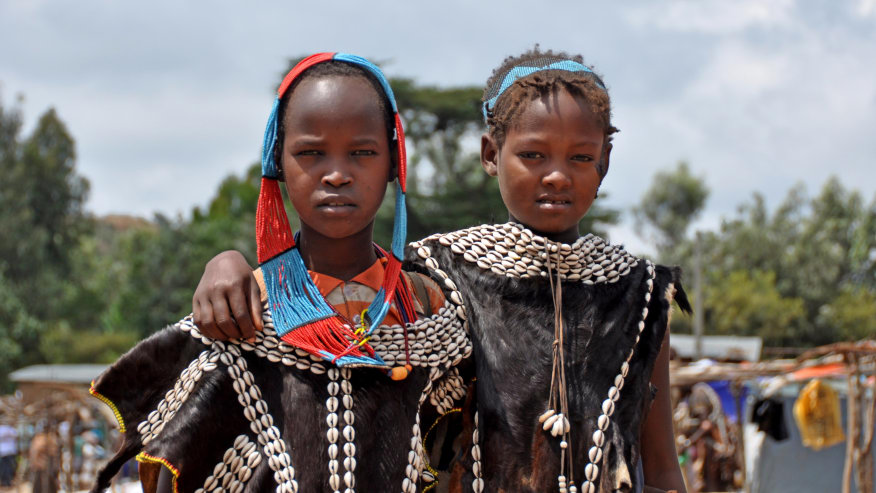 Konso Tribes in Ethiopia