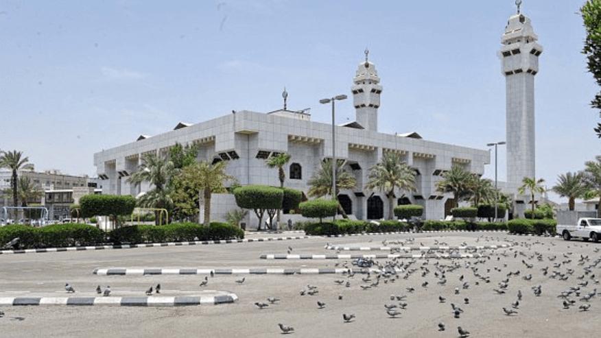 Masjid Aisha, also known as Masjid at-Tan