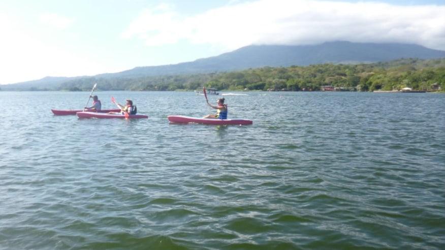 Kayak Tour Península de Asese