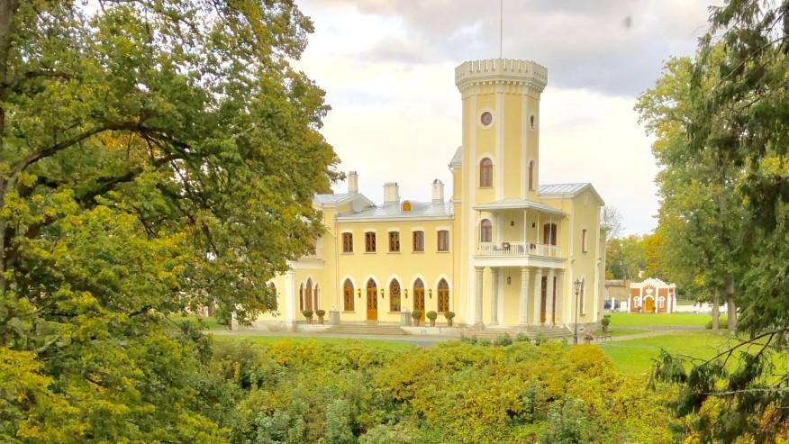 Keila Joa castle