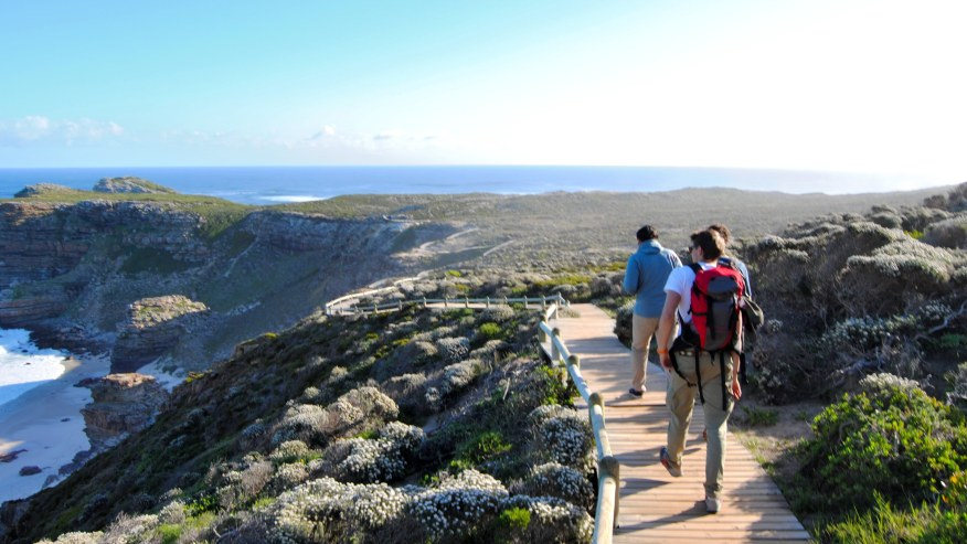 Hike to the Cape of Good Hope