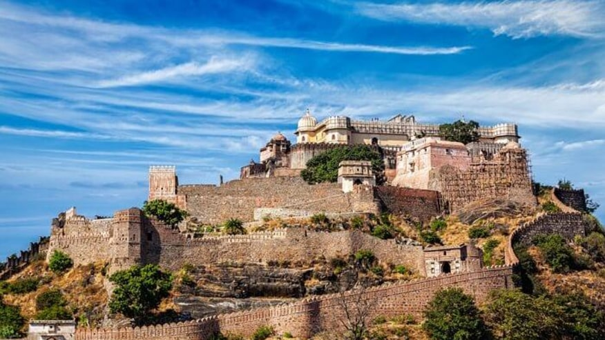 Fort of Kumbhalgarh