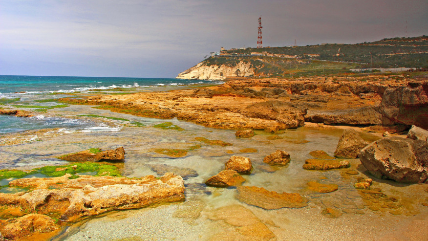 Explore Rosh Hanikra and Arch cave in Israel