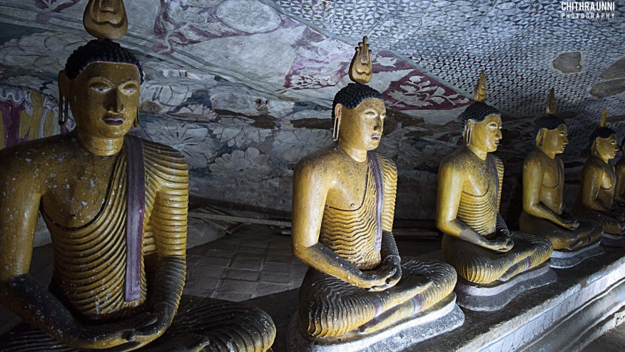 Cave Temple.