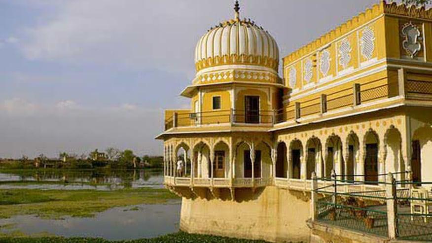 Set up a Wellness Camp at Phool Mahal Palace in Kishangarh