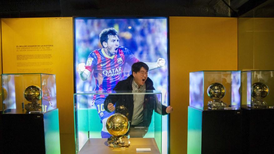 Messi Zone