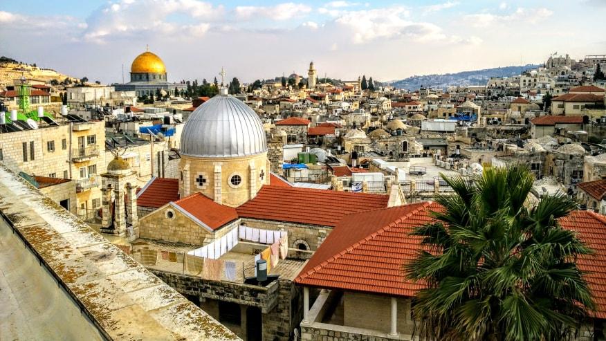 Jerusalem All Religions