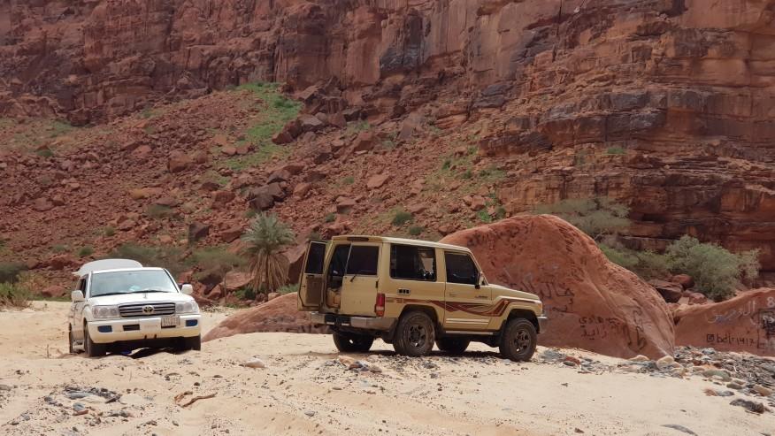 Al-Disah valley