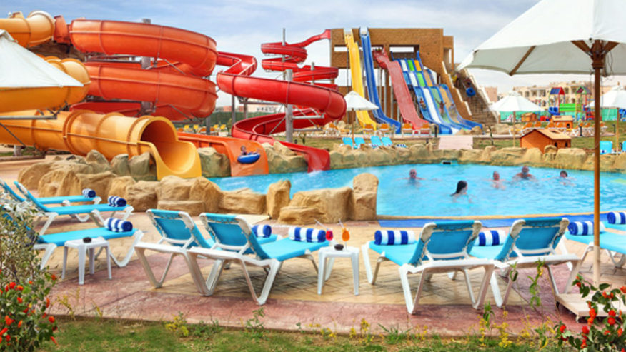 Visit the exciting Hadaba Aqua amusement park