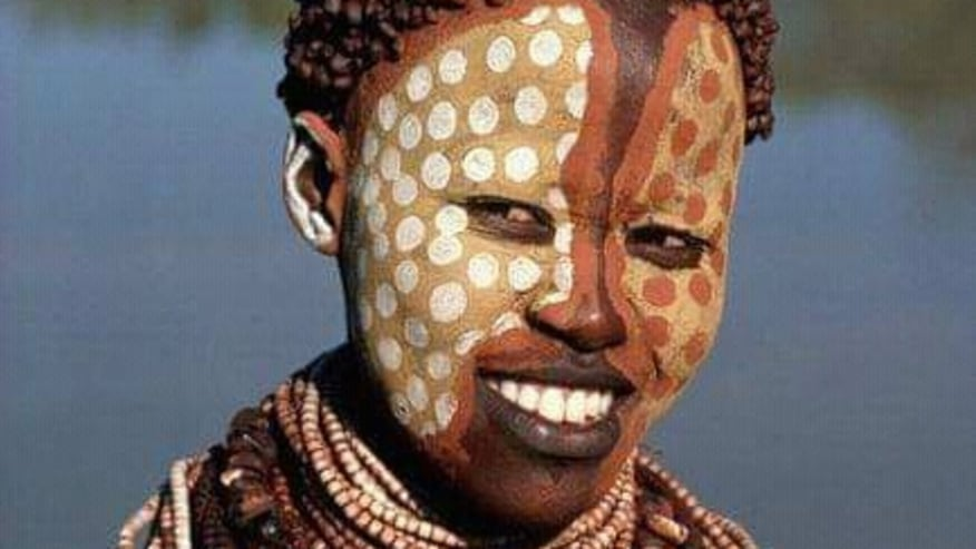 Scout round the Tribal Omo Valley