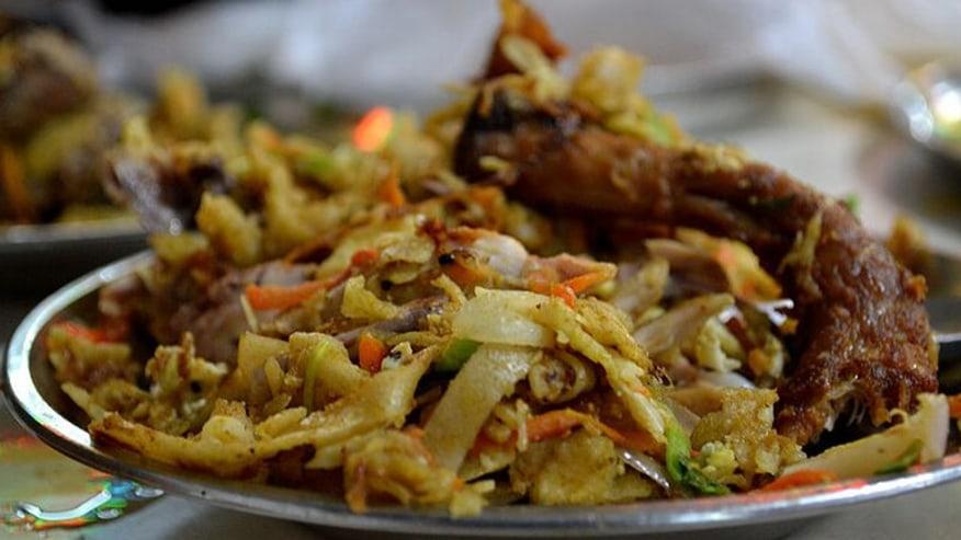 Street Food of Sri Lanka