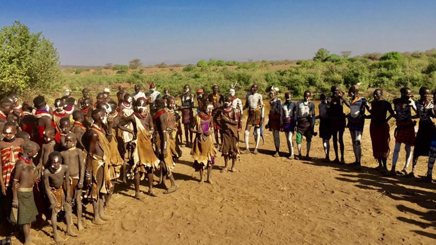 Take a Cultural tour of Southern Ethiopia