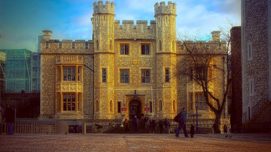 10 Reasons to visit London