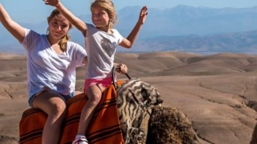 Take day trips to the Desert, Coast, or Valley