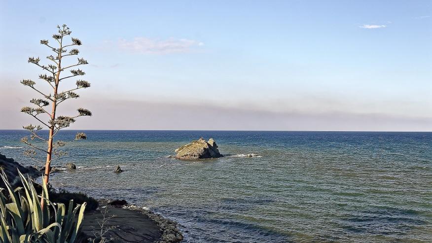 View of Akamas Peninsula