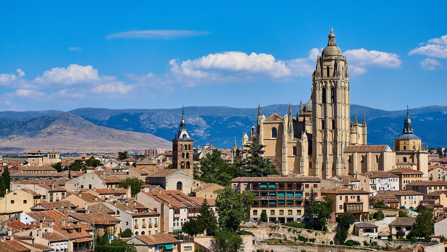Historic Centre of Segovia
